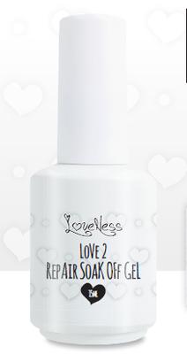 LoveNess | Love 2 Repair Gel Bottle 15ml
