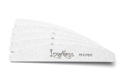 LoveNess | 150/150 Half Moon gritt File